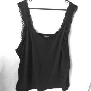 Tops - Lacey tank top